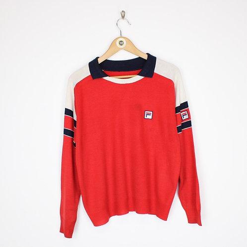 Vintage Fila Sweatshirt XS