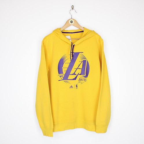 Vintage Adidas NBA Hoodie Large