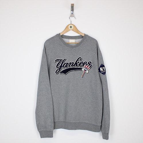Vintage NY Yankees MLB Sweatshirt XL