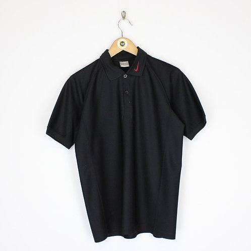 Vintage Nike Polo Shirt Small
