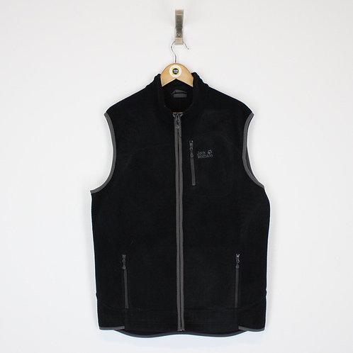 Vintage Jack Wolfskin Fleece Vest XL