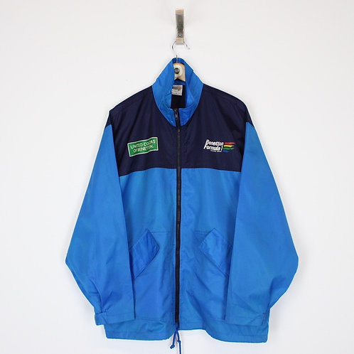 Vintage Benetton F1 Jacket XL