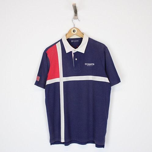 Vintage Chaps Ralph Lauren Polo Shirt XL