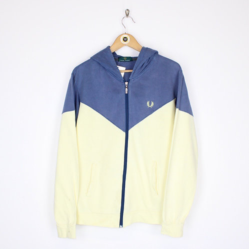 Vintage Fred Perry Hoodie Small