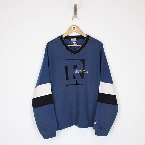Vintage Starter Sweatshirt Large