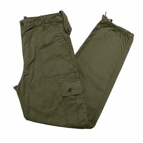 Vintage Combat Cargo Trousers XL