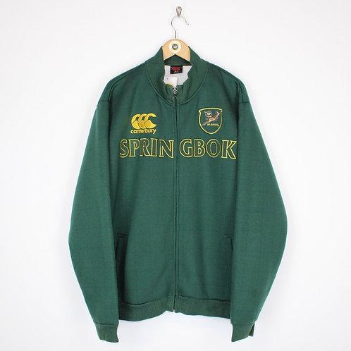 Vintage Canterbury Springbok Jacket XL