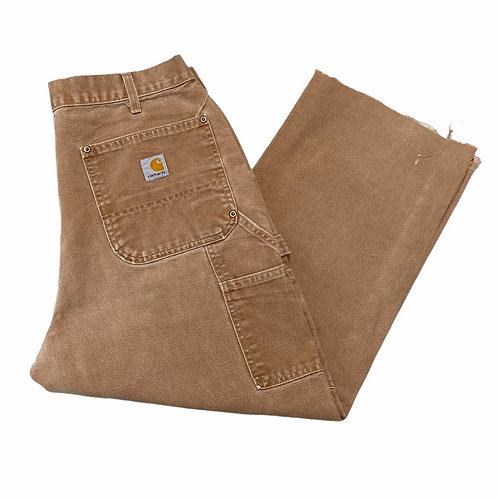 Vintage Carhartt Double Knee Workwear Trousers Medium