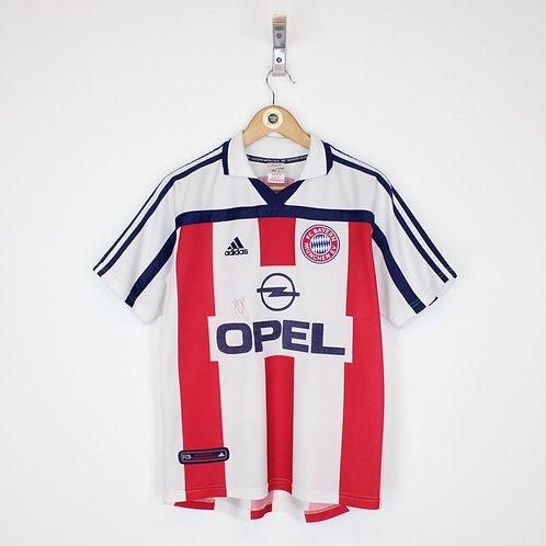 Vintage 2000/01 Bayern Munich Shirt Small