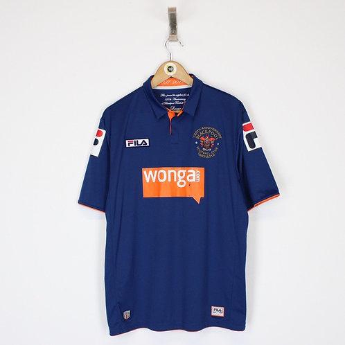 Vintage 2012/13 Blackpool Football Shirt Large