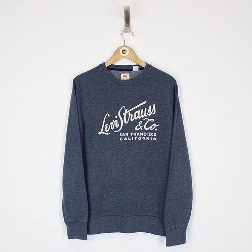 Vintage Levis Sweatshirt Small