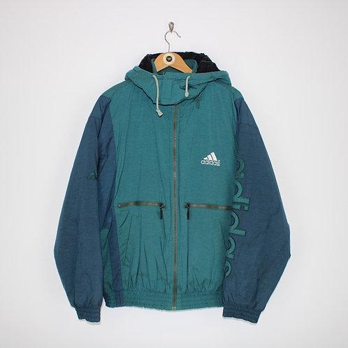 Vintage 90's Adidas Padded Jacket XL