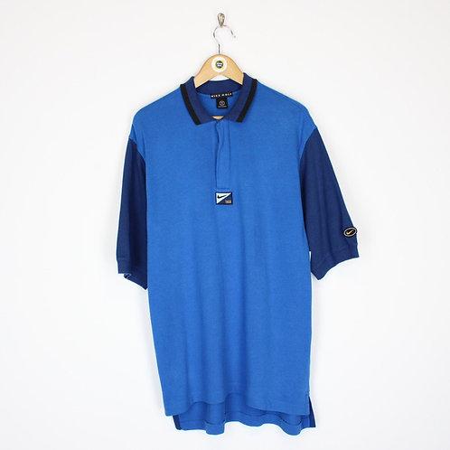 Vintage Nike Polo Shirt Medium