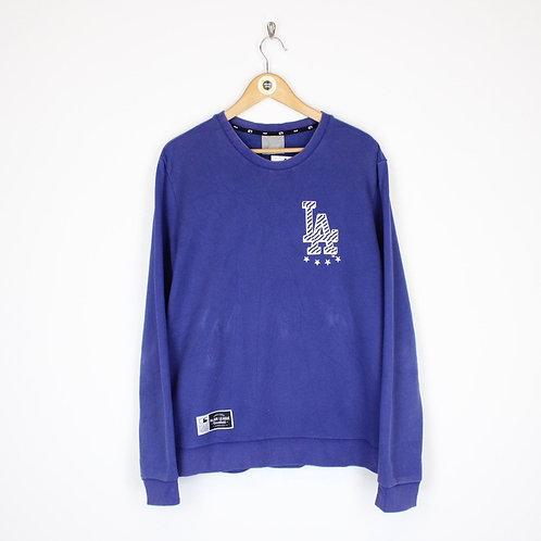 Vintage MLB USA Sweatshirt Medium