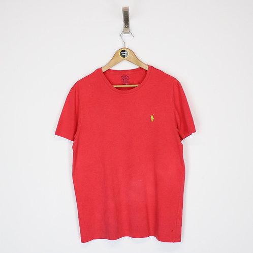 Vintage Polo Ralph Lauren T-Shirt Medium