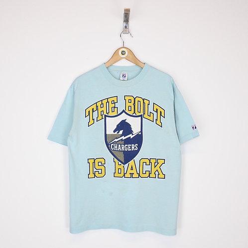 Vintage LA Chargers NFL T-Shirt Large