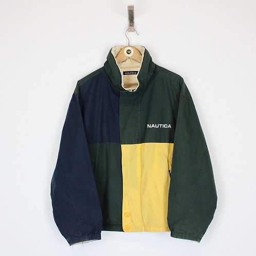 Vintage Nautica Jacket Small