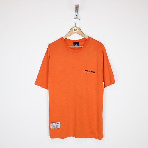 Vintage Polo Sport T-Shirt XL