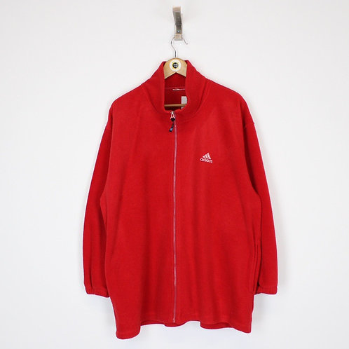 Vintage Adidas Fleece XXL