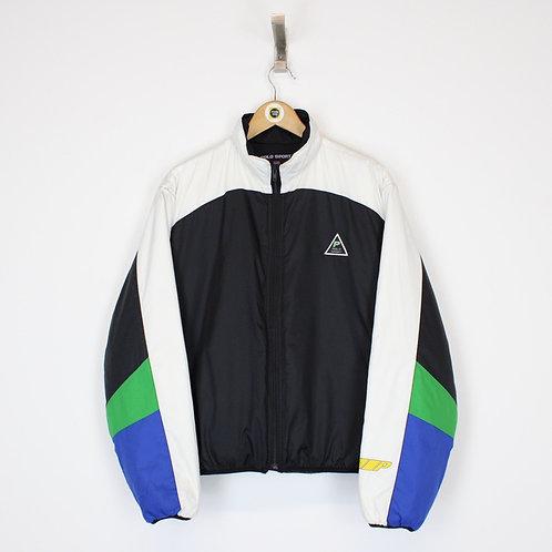 Vintage Polo Sport Puffer Jacket Medium