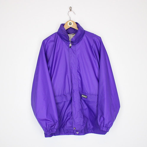 Vintage K-Way Jacket Medium
