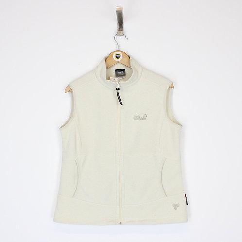 Vintage Jack Wolfskin Fleece Vest Large