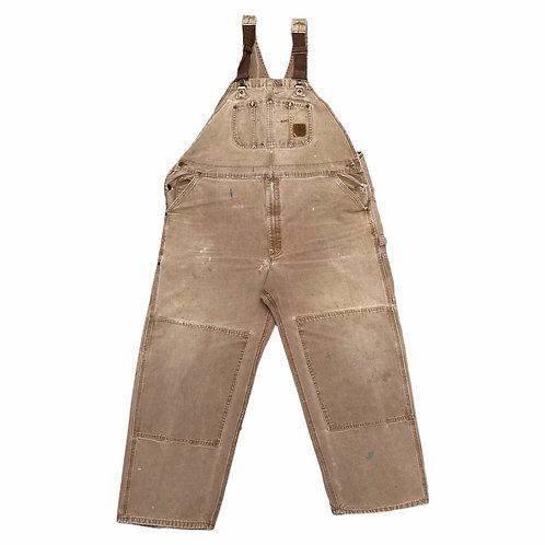 Vintage Carhartt Workwear Dungarees XXL