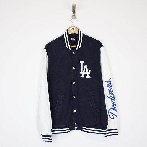 Vintage LA Dodgers MLB Jacket Large