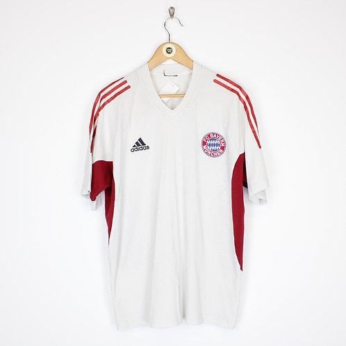Vintage Adidas Bayern Munich T-Shirt XL