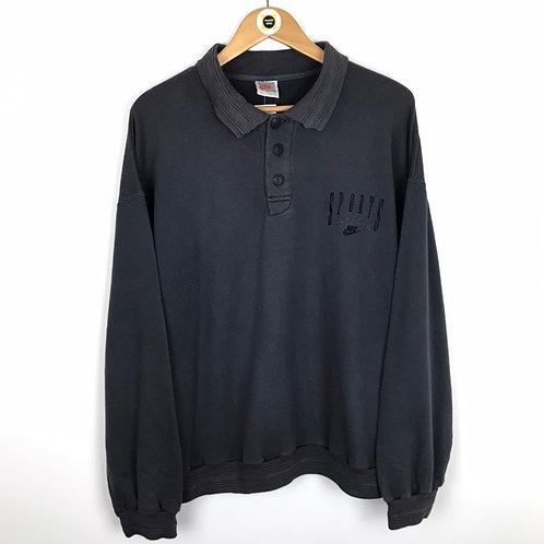 Vintage 90's Nike Pullover Sweatshirt Large