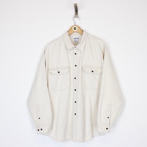 Vintage Cherokee Jumbo Cord Shirt XL