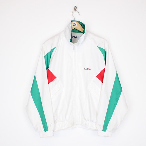 Vintage Fila Shell Jacket Small
