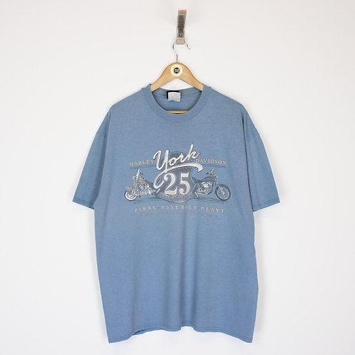 Vintage 1998 Harley Davidson T-Shirt XL