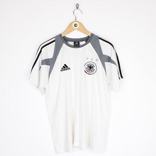Vintage Adidas Germany T-Shirt Small