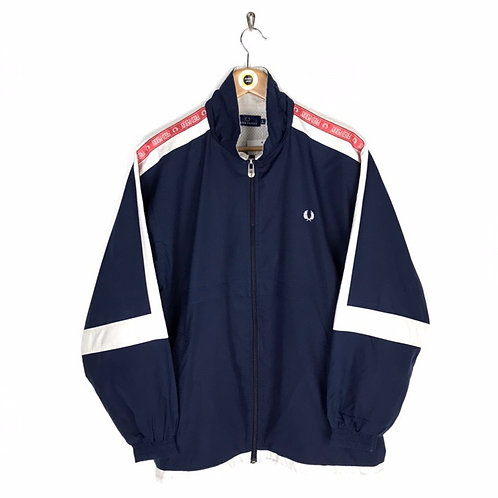 Vintage Fred Perry Spellout Jacket Large