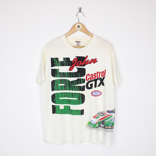 Vintage 1997 Nascar T-Shirt Large
