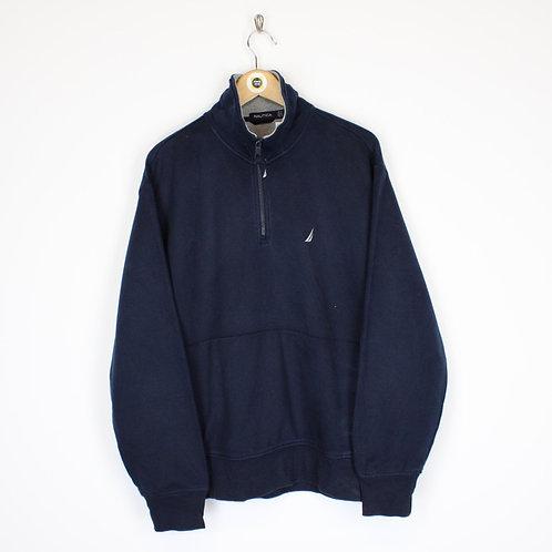 Vintage Nautica Sweatshirt Medium