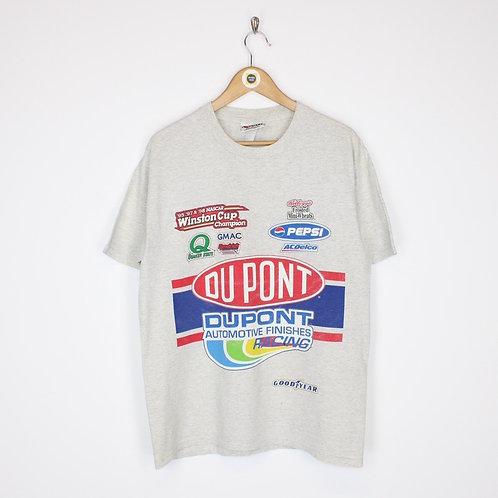 Vintage 1999 Nascar USA T-Shirt Medium