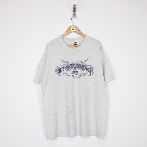 Vintage 2007 Harley Davidson  T-Shirt XL