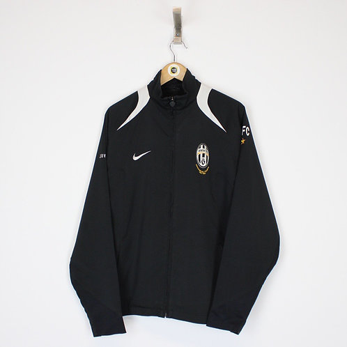 Vintage 2005 Juventus Track Jacket Medium