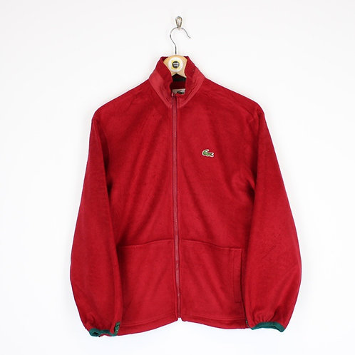 Vintage Lacoste Fleece Small