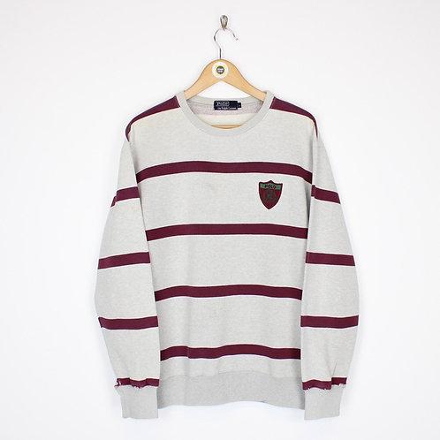 Vintage Polo Ralph Lauren Sweatshirt Large