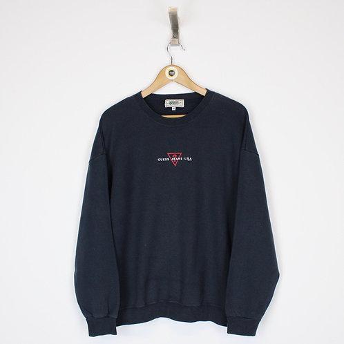 Vintage Guess Sweatshirt Small