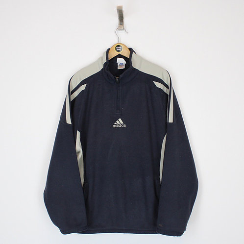 Vintage Adidas Fleece XL
