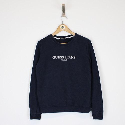 Vintage Guess Jeans Sweatshirt Medium