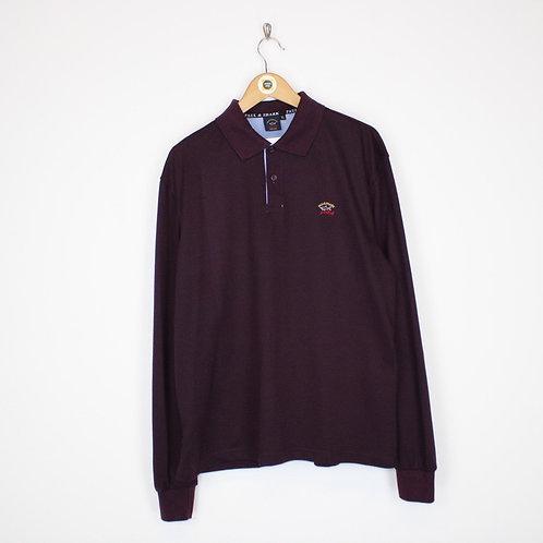 Vintage Paul & Shark Polo Shirt XL