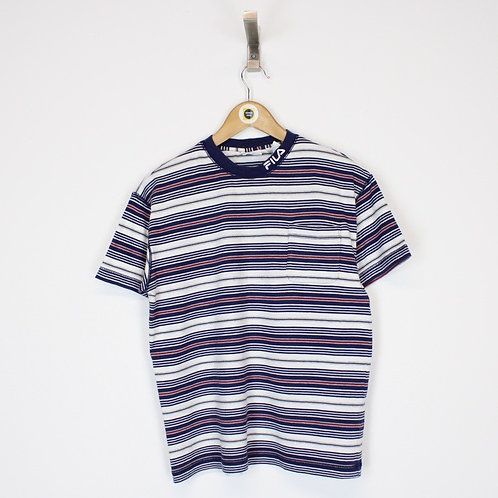 Vintage Fila T-Shirt Medium