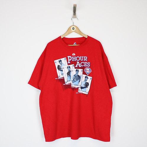 Vintage Philadelphia Phillies MLB T-Shirt XXL