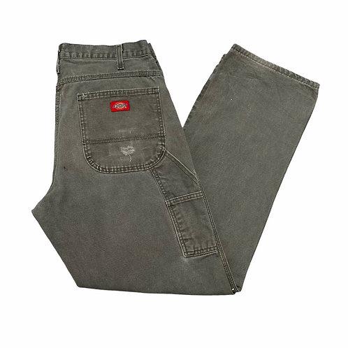 Vintage Dickies Workwear Jeans Large
