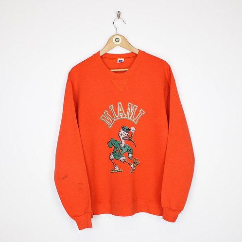 Vintage NFL Sweatshirt Large